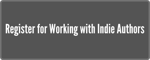 Register for Working With Indie Authors